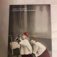 Postales: POSTAL CIRCULADA DE 1908. Lote 188604125