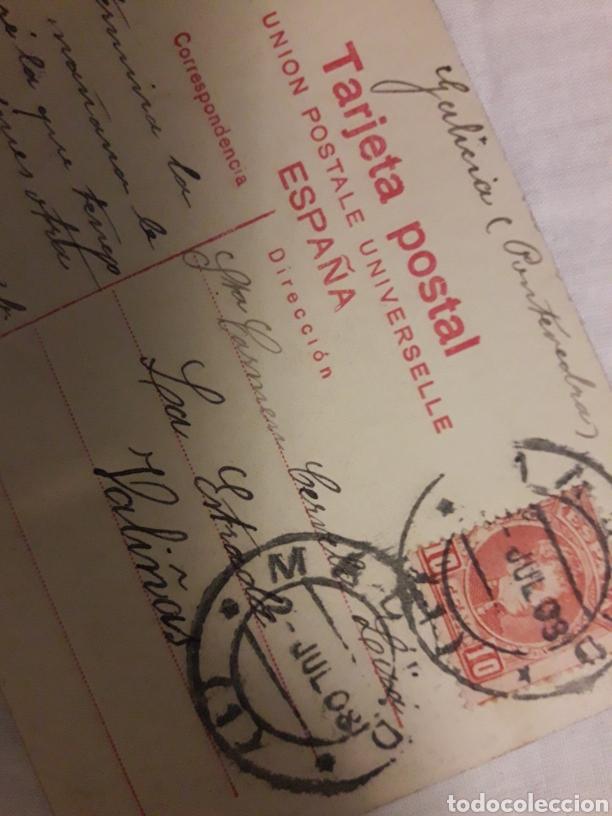 Postales: Postal circulada de 1908 - Foto 2 - 188604148