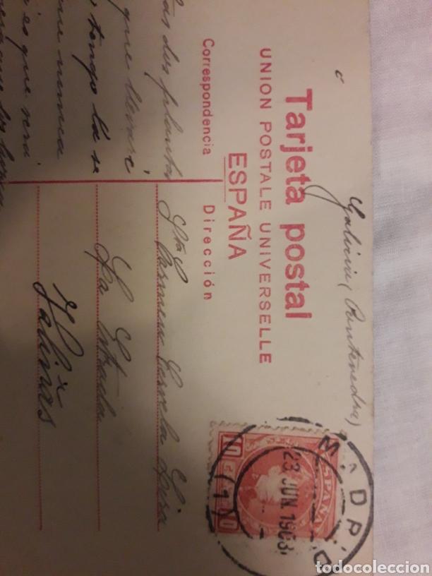 Postales: Postal circulada de 1908 - Foto 2 - 188604178