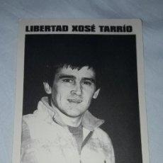 Postales: ANTIGUA POSTAL XOSÉ TARRÍO DIRIGIDA AL TRIBUNAL SUPREMO. Lote 188739715
