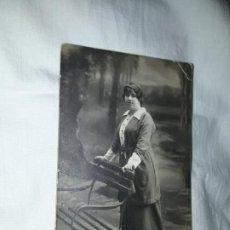 Postales: ANTIGUA TARJETA POSTAL AMER FOTÓGRAFO BARCELONA. Lote 188820648
