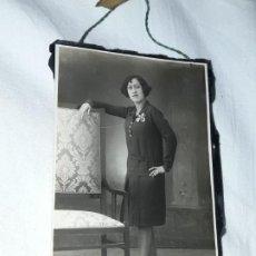 Postales: ANTIGUA TARJETA CARTE POSTAL E. CAMPOS BRAVO MURILLO MADRID ESCRITA AÑO 1929. Lote 188822405