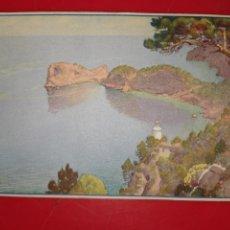 Postales: ERWIN HUBERT,L - LA FORADADA,MIRAMAR,J.BARGUÑÓ - SIN CIRCULAR. Lote 189310758