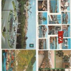 Postales: LOTE Nº 25 (4 POSTALES) . Lote 189544517
