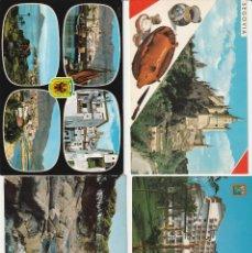 Postales: LOTE Nº 26 (4 POSTALES) . Lote 189544798