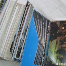 Postales: LOTE DE UNAS 500 POSTALES VARIADAS EN BLANCO Y NEGRO Y A COLOR.. Lote 190301786