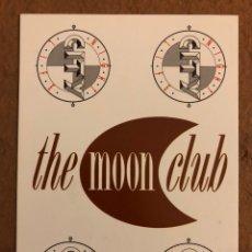 Postales: THE MOON CLUB & CITY CLUB. POSTAL INVITACIÓN SIN CIRCULAR DE LOS AÑOS 80.. Lote 190883352