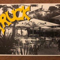 Cartes Postales: DISCOTECA TRUCK (HONDARRIBIA). POSTAL SIN CIRCULAR PUBLICITARIA.. Lote 191123426