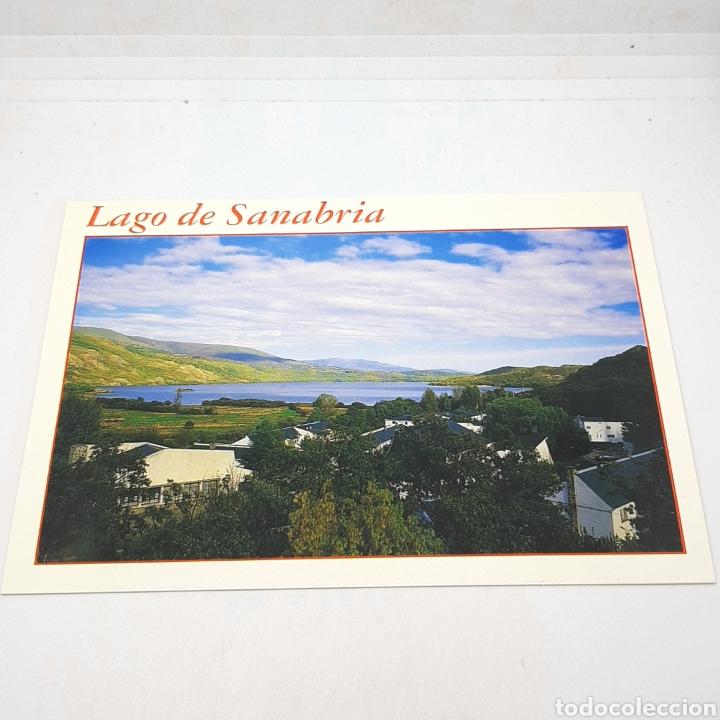 (CEP.05) TARJETA POSTAL SIN CIRCULAR. N°1266 LAGO DE SANABRIA. PUEBLO NUEVO (Postales - Varios)