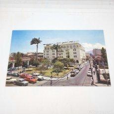 Postales: (CEP.05) TARJETA POSTAL CIRCULADA. N°U-179. GRAN HOTEL CISTA RICA. SAN JOSÉ. Lote 191178450