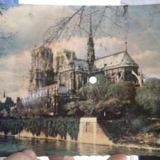 Cartoline: SINGLE POSTAL PARIS NOTRE DAME PHONOSCOPE. Lote 193085677