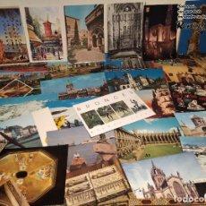 Postales: LOTE 100 POSTALES VARIADAS DEL MUNDO, ARTE, ARQUITECTURA, PINTURA... (REF: 1900). Lote 193221307