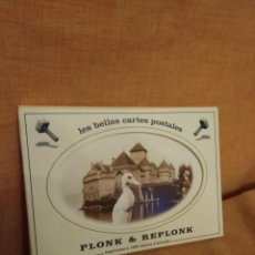 Postales: LES BELLES CARTES POSTALES PLONK & REPLONK. Lote 193428411