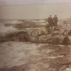 Postales: MUY ANTIGUA TARJETA POSTAL FOTOGRAFICA. Lote 194240851