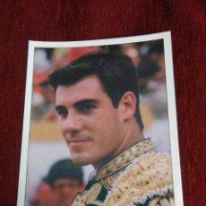 Postales: POSTAL MIGUEL BAEZ LITRI AÑO 97, FIGUEAS DEL TOREO. Lote 194242931