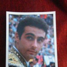 Postales: POSTAL ENRIQUE PONCE , AÑO 1997, FIGURAS DEL TOREO. Lote 194243382
