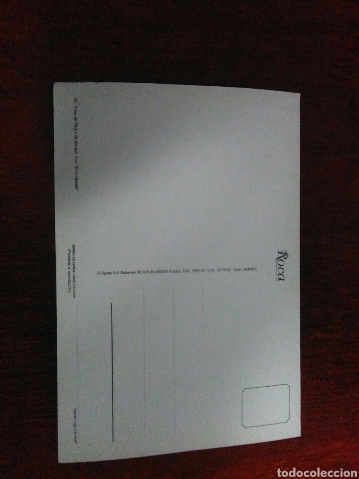 Postales: Postal manuel diaz, el cordobes, figuras del toreo,año 1997 - Foto 2 - 194243625