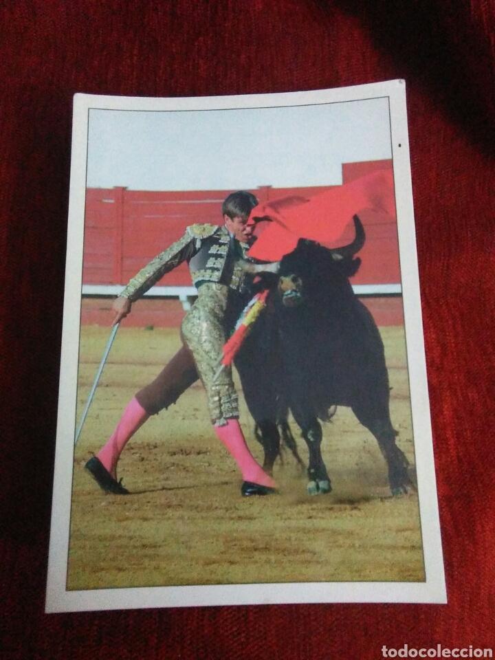 POSTAL MANUEL DIAZ, EL CORDOBES, FIGURAS DEL TOREO,AÑO 1997 (Postales - Varios)