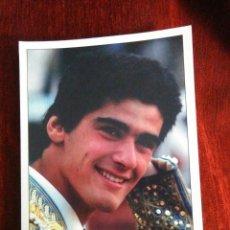 Postales: JESULIN DE UBRIQUE, FIGURAS DEL TOREO, AÑO 1997. Lote 194243925