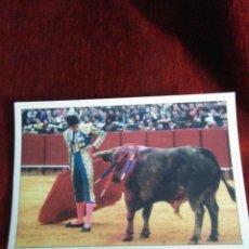 Postales: JESULIN DE UBRIQUE,FIGURAS DEL TOREO,PLAZA TOROS SEVILLA. Lote 194244061