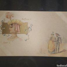 Postales: C.R. POSTAL ANTIGUA EN COLOR. HENRI II, COITPURES, 2.. Lote 194275988