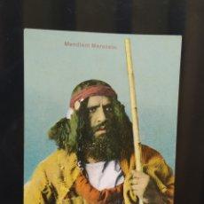 Postales: C.R. POSTAL ANTIGUA, MENDIANT MAROCAIN. Lote 194288345