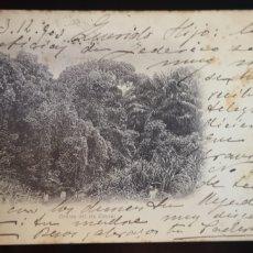 Postales: ANTIGUA POSTAL DE FERNANDO POO PRINCIPIOS DEL SIGLO XX. Lote 194389030