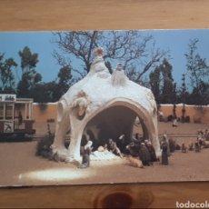 Postales: POSTAL MUSEU PESSEBRE CATALUNYA 1992. Lote 194509151