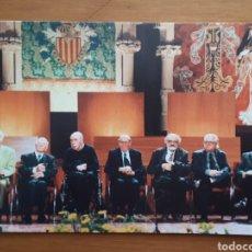 Postales: POSTAL PUBLICITARIA PREMI HONOR LLETRES CATALANES ÒMNIUM CULTURAL 2001. Lote 194511270