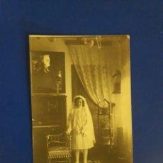 Postales: ANTIGUA TARJETA POSTAL FOTOGRAFICA. Lote 194519805