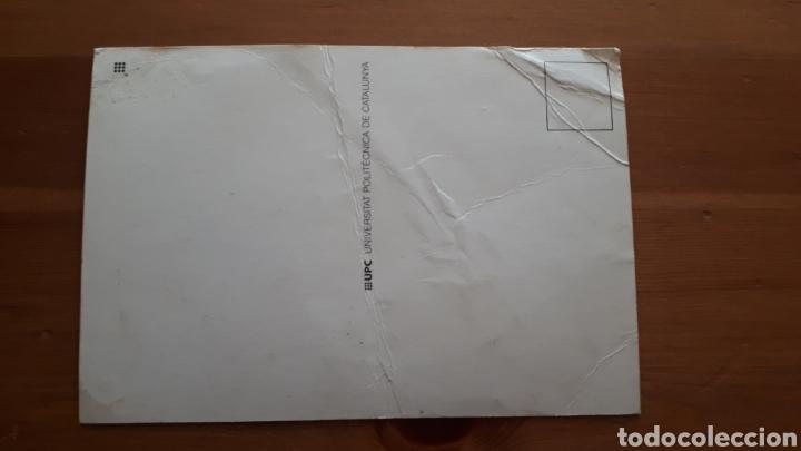 Postales: Postal UPC Universitat Politècnica Catalunya huevos codorniz - Foto 2 - 194533175