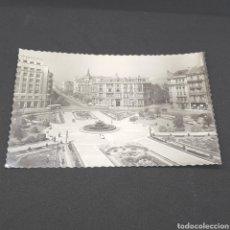 Postales: (CV.07) FOTO POSTAL NO CIRCULADA. 11. BILBAO. PLAZA DE FEDERICO MOYUA. Lote 194628540