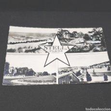 Postales: (CV.07) FOTO POSTAL CIRCULADA. 409 STELLA-PLAGE. Lote 194628758
