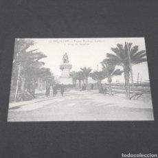 Postales: (CV.07) POSTAL NO CIRCULADA. BADALONA. PASEO MARTÍNEZ CAMPOS. REPRODUCCIÓN. Lote 194629187