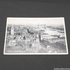 Postales: (CV.07) ANTIGU POSTAL CIRCULADA. 43870 LONDON FRON THE MONUMENT. Lote 194629408