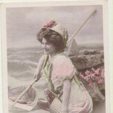 Postales: POSTAL. PORTUGAL. FRANQUEADO Y FECHADO AL DORSO EL 8-11-1911. Lote 194681452