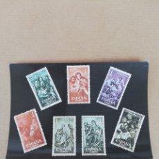 Postales: POSTAL FILATÉLICA SERIE NAVIDAD 1. Lote 194705871