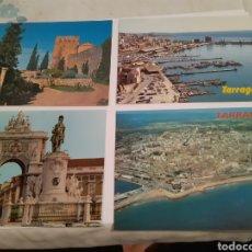 Postales: LOTE 4 POSTALES TARRAGONA. Lote 194724931