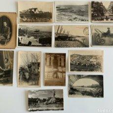 Postales: LOTE DE ANTIGUAS POSTALES. Lote 194760528