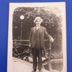 Postales: POSTAL TARJETA ANTIGUA FOTOGRAFICA. Lote 194786788