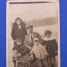 Postales: ANTIGUA TARJETA POSTAL FOTOGRAFICA. Lote 194787432