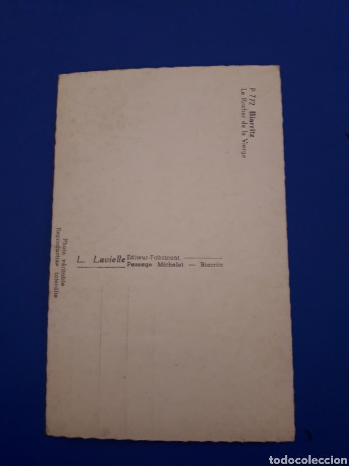 Postales: Postal fotografica antigua Biarrizt - Foto 2 - 194861436