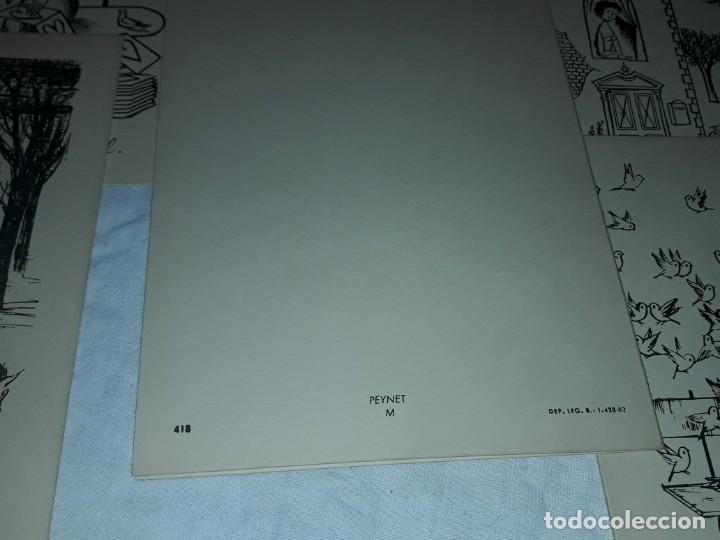 Postales: 15 Postales de felicitación díptico años 60/70 - Foto 6 - 194870928