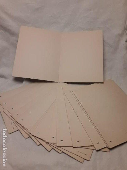 Postales: 15 Postales de felicitación díptico años 60/70 - Foto 8 - 194870928