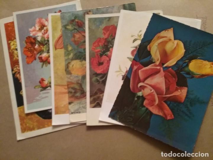 Postales: 10 postales de flores - Foto 2 - 194894132