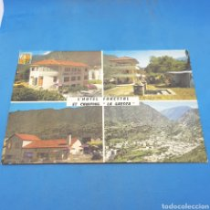Postales: (ER.05) POSTAL NO CIRCULADA. L'HOTEL FORESTAL. Lote 194973690