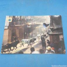 Postales: (ER.05) POSTAL NO CIRCULADA. N°54 PAMPLONA. FIESTAS DE SAN FERMIN. Lote 194975718