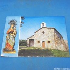Postales: (ER.05) POSTAL NO CIRCULADA. N°VERGE I CAPELLA DEL PEDRO. ARXIPRESTAT DE ST. HILARI SACALM. Lote 194976320
