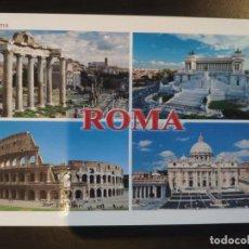 Postales: POSTAL - ROMA. Lote 194985830