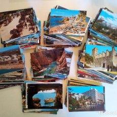 Postales: GRAN LOTE DE 640 POSTALES DE ESPAÑA EN BUENA CONDICIÓN. AÑOS 60, 70, 80 Y 90. VER DESCRIPCIÓN.. Lote 195005390
